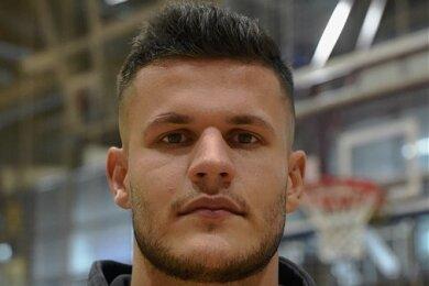 Filip Stanic - Center der Niners