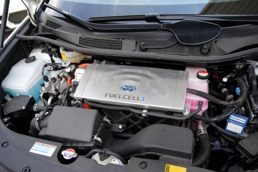 Nun auch Millionenförderung für Brennstoffzellen-Technologie in Chemnitz