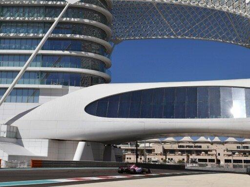 In Abu Dhabi findet das Saisonfinale der Formel 1 statt