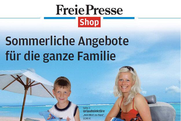 Freie Presse Shop-Katolog