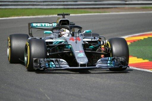 Lewis Hamilton gewinnt das Qualifiying in Spa
