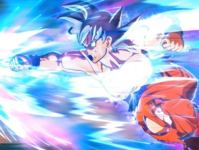Attacke! Freunde des Dragon-Ball-Franchises könnte «Super Dragon Ball Heroes: World Mission» gefallen. Screenshot: Bandai Namco/dpa-tmn