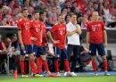 Niko Kovac und die Bayern lassen Punkte liegen