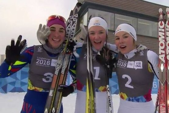 Erste Medaillen in Lillehammer vergeben