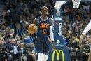 NBA: Erster Saisonsieg für Schröder und Oklahoma