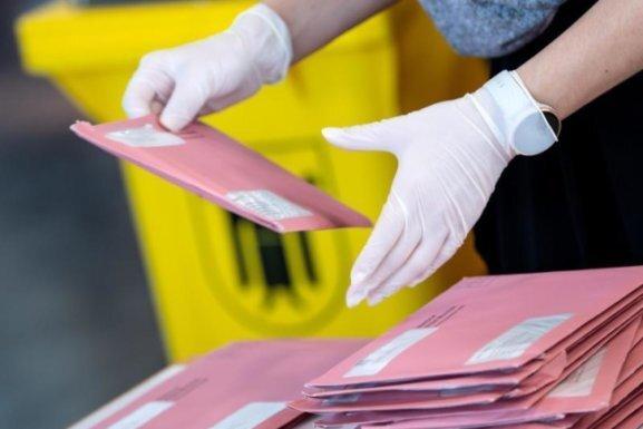 Bundestagswahl: Chemnitzer Rathaus erwartet mehr Briefwähler