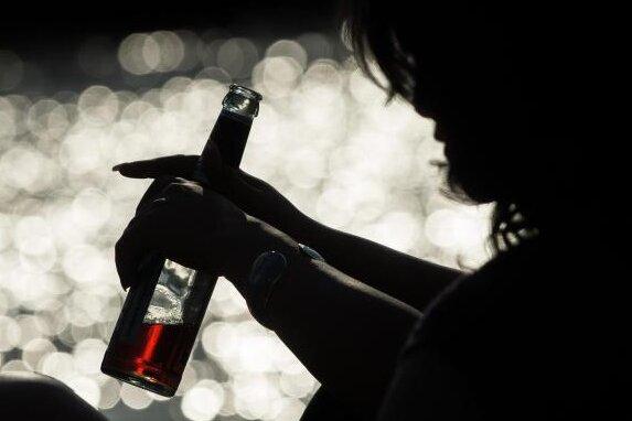 Corona-Party am Brühl: Sie waren betrunken und sangen Schlager