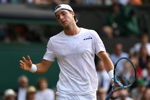 Struff (Foto) war gegen Federer völlig chancenlos