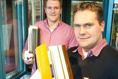 Steve und Sören Wagner führen die Geschäfte.