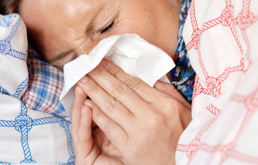 Grippewelle in Sachsen ebbt ab