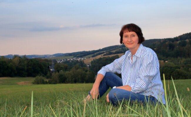 Andrea Arnold (CDU) trat als einzige Kandidatin bei der Bürgermeisterwahl in Gornsdorf an. Es handelt sich um ein Ehrenamt.