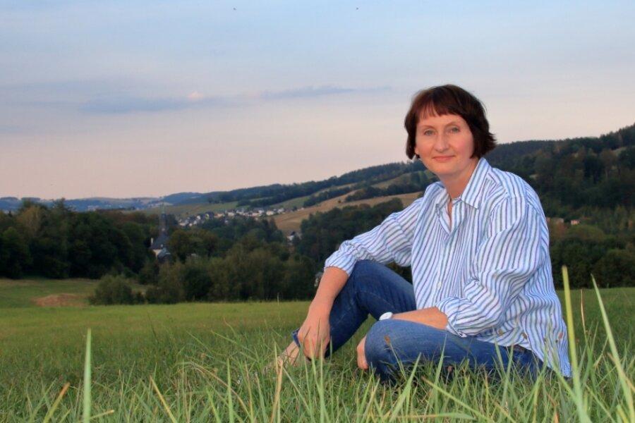 Andrea Arnold tritt als einzige Kandidatin bei der Bürgermeisterwahl in Gornsdorf am 6. September an. Es handelt sich um ein Ehrenamt.