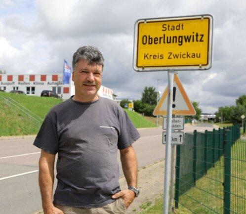Er verfolgt die Kommunalpolitik sehr genau: Olsen Hänel rückt für Roland Neubert in den Oberlungwitzer Stadtrat nach.