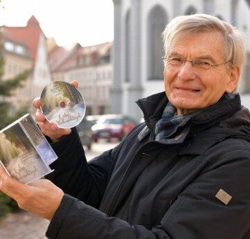 Chorleiter Wolfgang Eger hat mit dem Oberschönaer Männerchor eine CD aufgenommen.
