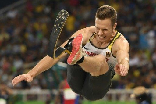 Markus Rehm gewinnt den EM-Titel