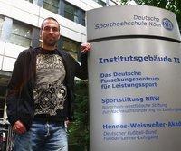 Trainer des VfB Stuttgart: Markus Babbel