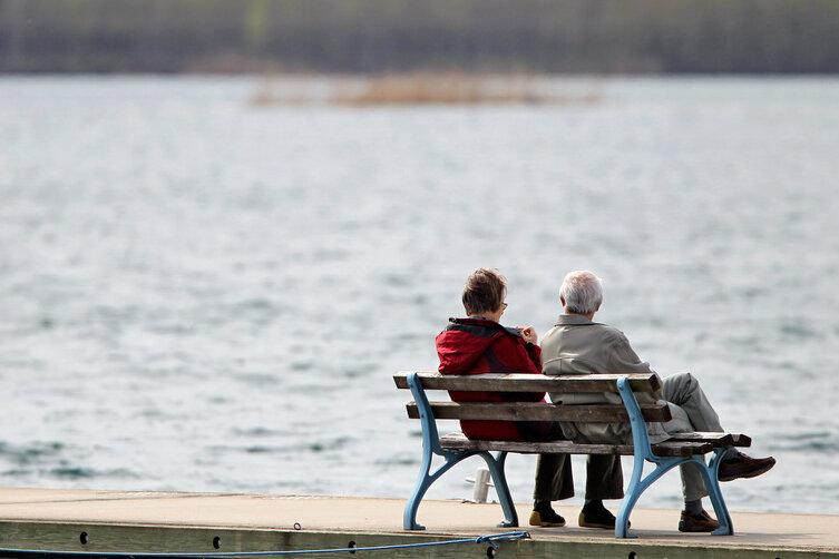Graumeliertes Land: Wie Sachsen den demografischen Wandel angeht