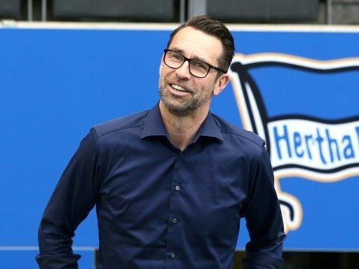 Michael Preetz verlängert bei Hertha BSC Berlin bis 2022