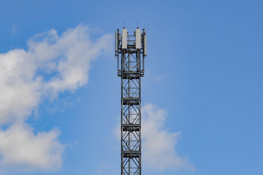 Mobilfunk in Mittelsachsen soll besser werden