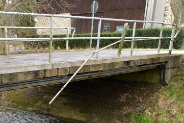 Der Zustand der Brücken ist ein Dauerbrenner.