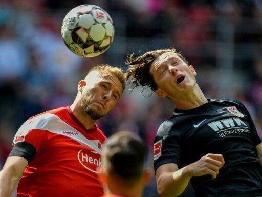 Aufsteiger Düsseldorf startet mit 1:2-Niederlage