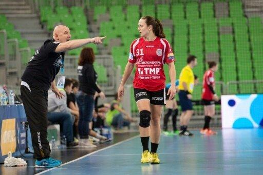 Der HC und Trainer Herbert Müller gewinnen Supercup