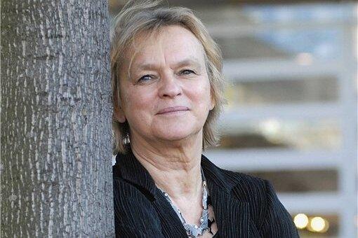 Elkes Heidenreich ist mittlerweile als Autorin ebenso erfolgreich wie als Moderatorin.