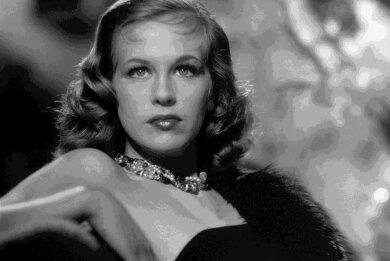 """Hildegard Knef in einer Szene des Spielfilms """"Die Sünderin"""". Mit dem Film hatten die Deutschen ihren ersten Filmskandal der Nachkriegszeit."""