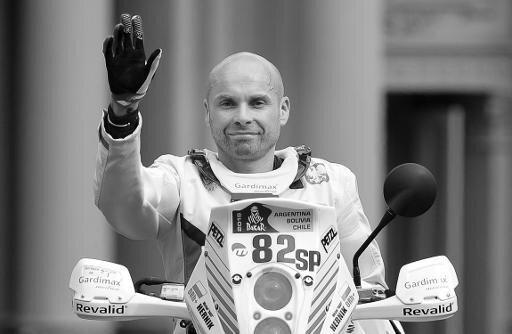 Michal Hernik in der Atacama-Wüste verstorben