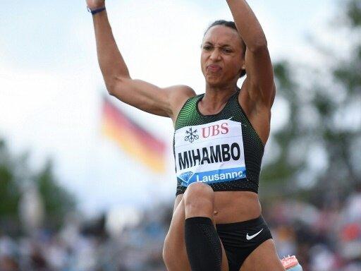 Mihambo feierte ihren ersten Diamond-League-Sieg