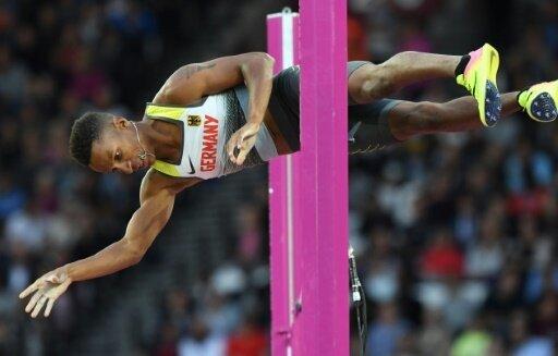 Raphael Holzdeppe ist beim Athletics World Cup dabei