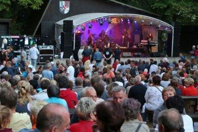 Das 46. Bergfest wurde auf dem Pfaffenberg ausgelassen gefeiert. Diesen August soll es dort wieder rund gehen.