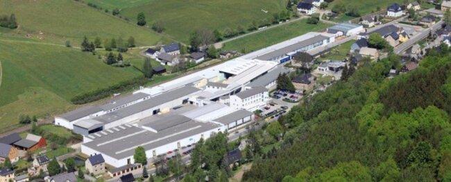 Eurofoam ist seit 50 Jahren in Burkhardtsdorf. Weil dort der Platz nicht mehr reicht, soll bald auch in Pfaffenhain produziert werden.