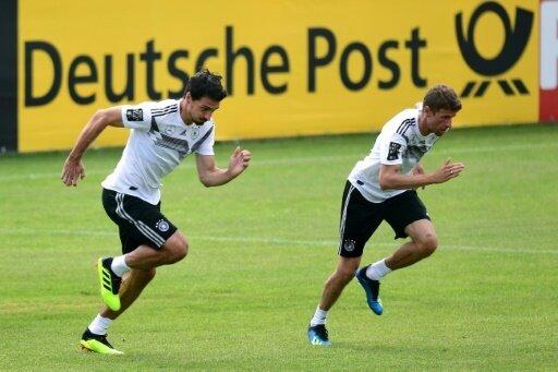 Müller, Hummels und Co wollen Wiedergutmachung für WM