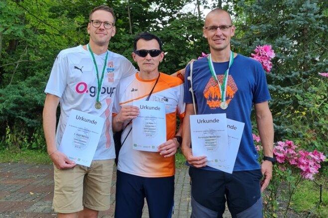 Doppelsieg für Lok-Läufer