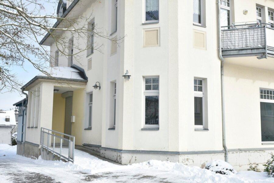 Neue Filiale der Post in Bad Elster