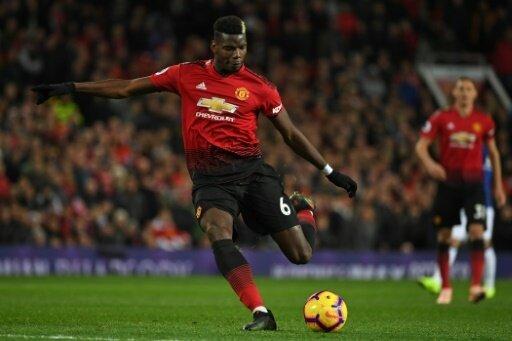 Paul Pogba vergibt vom Punkt, trifft aber per Nachschuss