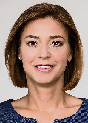 Yvonne Magwas - CDU-Bundestagsabgeordnete für den Vogtlandkreis