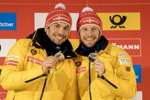 Wendl und Arlt feiern ihren ersten Saisonsieg