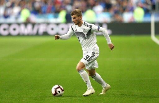 Timo Werner freut sich auf das Länderspiel in Leipzig