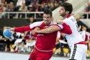 Andy Schmid (l.) will deutsches Team in der Endrunde