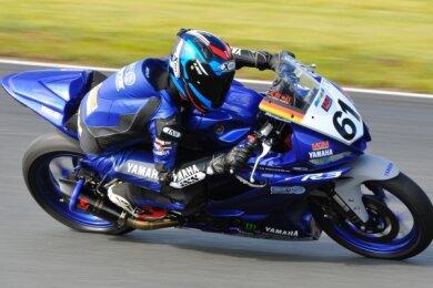 Albert Prasse will beim nächsten Rennen Mitte Juli auf dem Schleizer Dreieck an seine Resultate vom Wochenende anknüpfen.