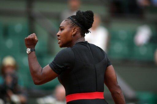 Serena Williams konnte sich in Runde zwei durchsetzen