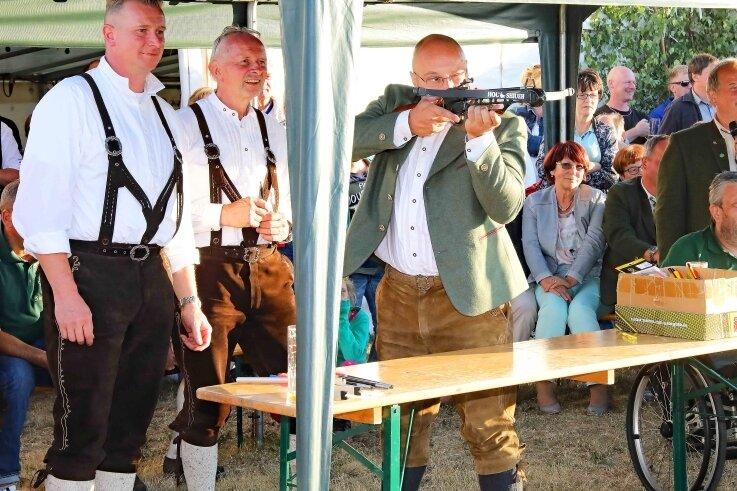 In den vergangenen Jahren war das Königsschießen immer der Abschluss der Schützenfeste und ein Besuchermagnet.
