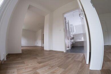 Barrierearme Wohnungen wie diese der Stadtwerke Marienberg an der Clemens-Schiffel-Straße 2 sind heiß begehrt.