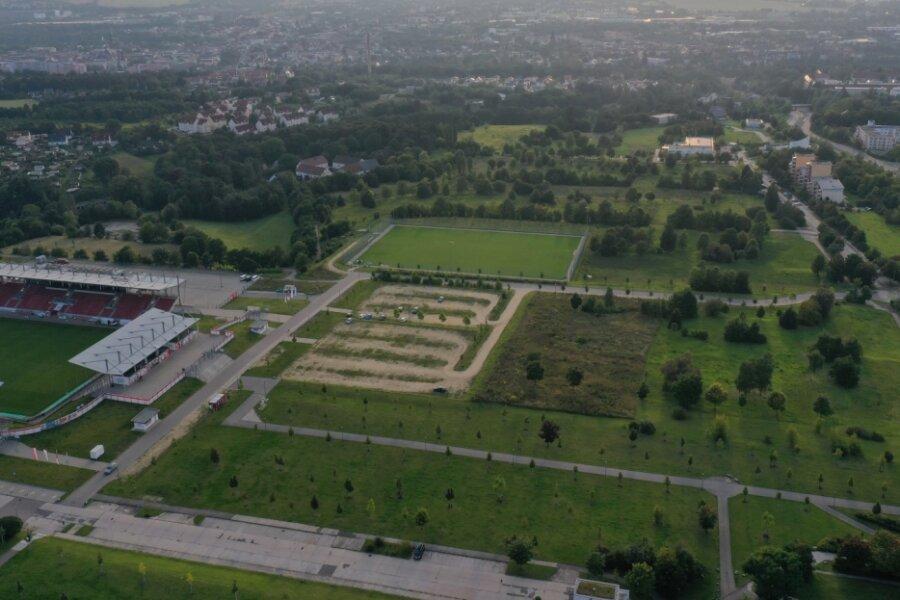 Große Pläne für das Wohnquartier E 5 in Zwickau