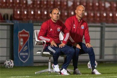 Arie van Lent - Trainer derSpVgg Unterhaching