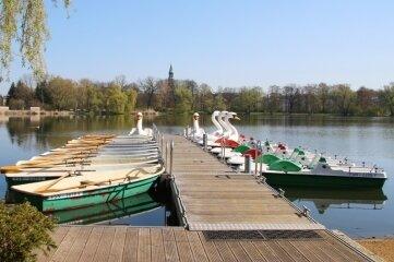 Die Bootsstation startet voraussichtlich am 1. Juli in die diesjährige Saison.