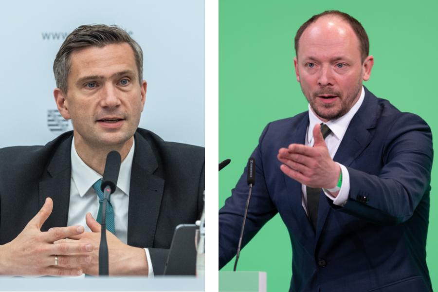 Dulig trifft Wanderwitz: Ostbeauftragte streiten über den Osten