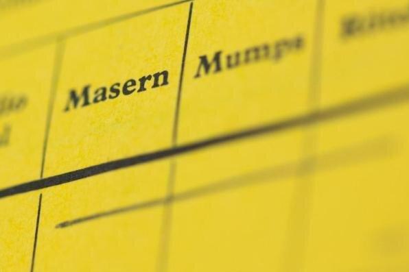 Zwei Kinder mit Masern angesteckt - insgesamt 15 Fälle im Landkreis Zwickau